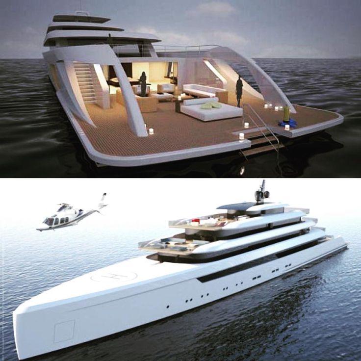 """Van geest 85m #yacht #yachts #yachtdesign"