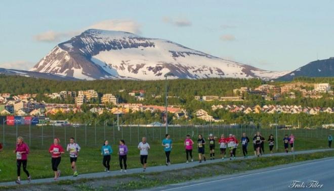 tromso, norway... midnight sun marathon... in the arctic!? hell yes!