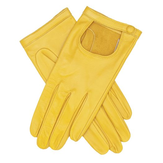 Ladies classic driving gloves