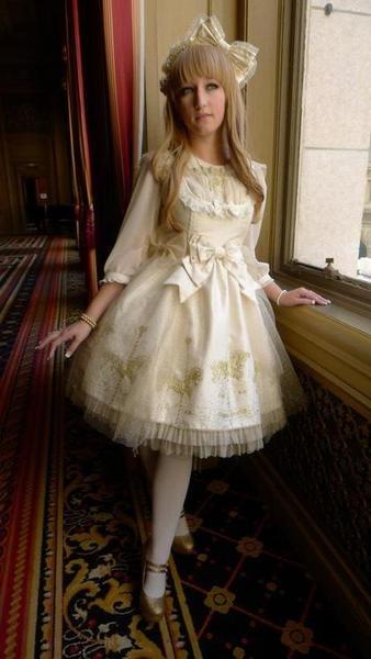 A Sweet Slice of Lolita- Angelic Pretty Twinkle Carnival