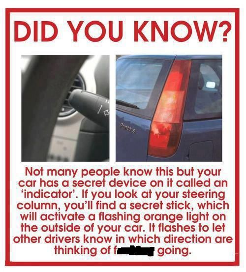 Did you know that your car has a secret device on it?