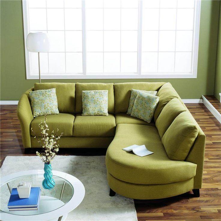Stylish Living Room Design With Divan Sofa Part 36
