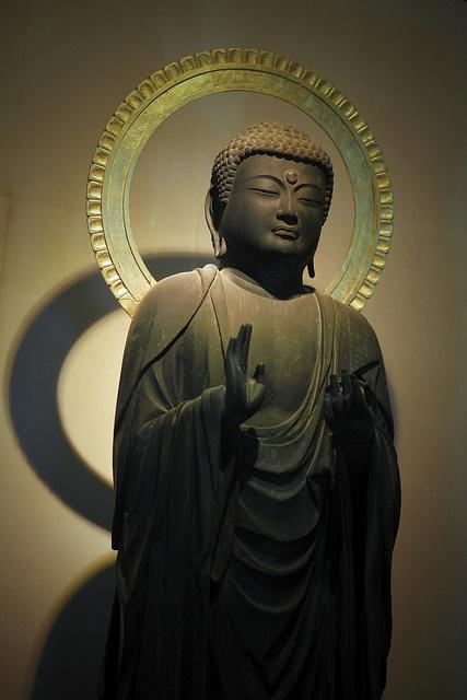 薬師如来立像(円覚寺)