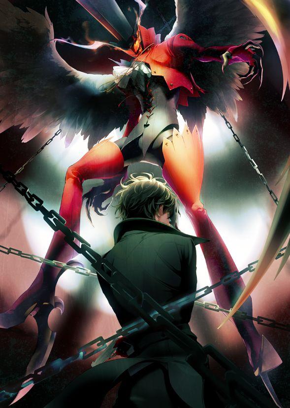 Artist: Joker (Artist) | Shin Megami Tensei: Persona 5 | Arsène | Protagonist