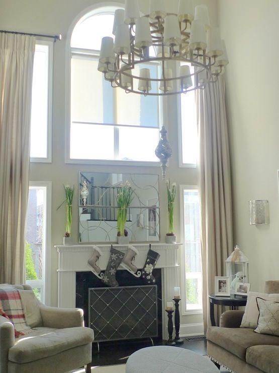 Living rooms behr castle mist greige paint grey for Behr paint ideas for living rooms