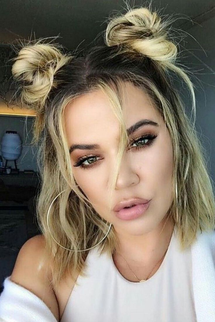 ADORABLE, TRENDY SHORT BOB HAIRSTYLE, SUPER EASY AND PRETTY HAIRSTYLE…