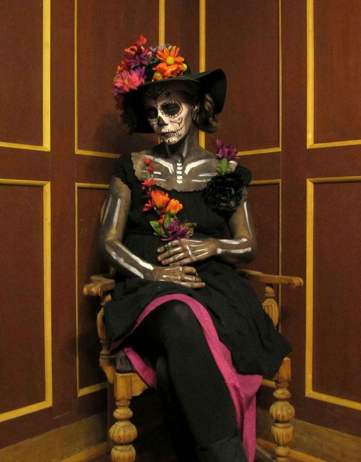 17 Best images about Dia de los Muertos on Pinterest ...