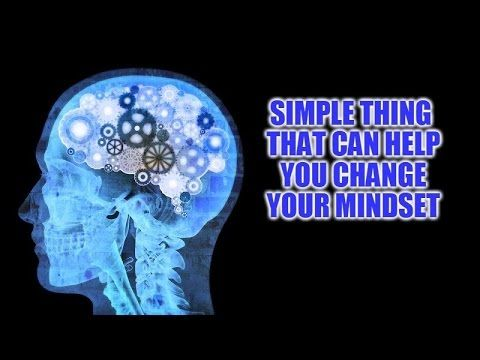 Simple thing that can help you change your mindset: http://brandonline.michaelkidzinski.ws/simple-thing-that-can-help-you-change-your-mindset/