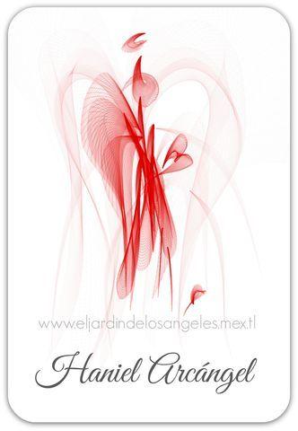 Haniel Arcángel Rayo Rojo Conexión con la Autoestima y el amor hacia los demás