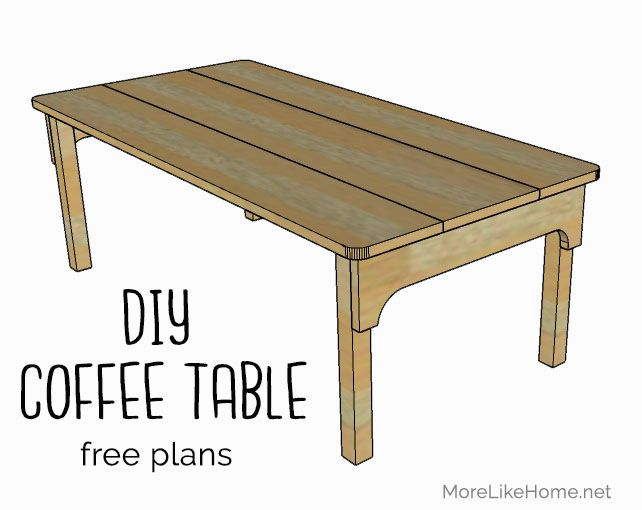 Vintage Apron Coffee Table Plans Day 2 Coffee Table Plans Wood Table Design Wooden Crate Coffee Table