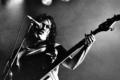 Kim Deal - Pixies - One of my inspirations as a female bass player