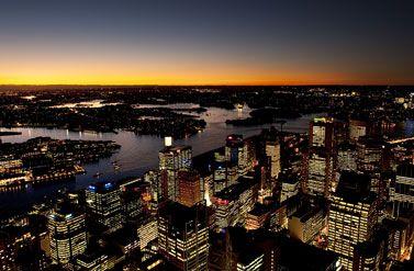 360 Bar and Dining - 360 Revolving Views of Sydney Skyline | Trippas White Group