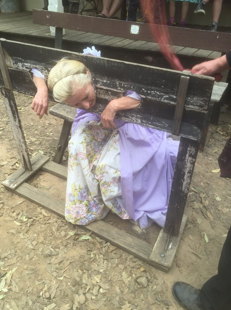 Such a fun re-enactment at the Village on Sunday. The town drunk interrupted the magistrate during his convict auction, and then later on she stole his rum and ran off. Bringing total shame to the family. She was later captured and flogged. Thank you to all the little convicts who were involved.