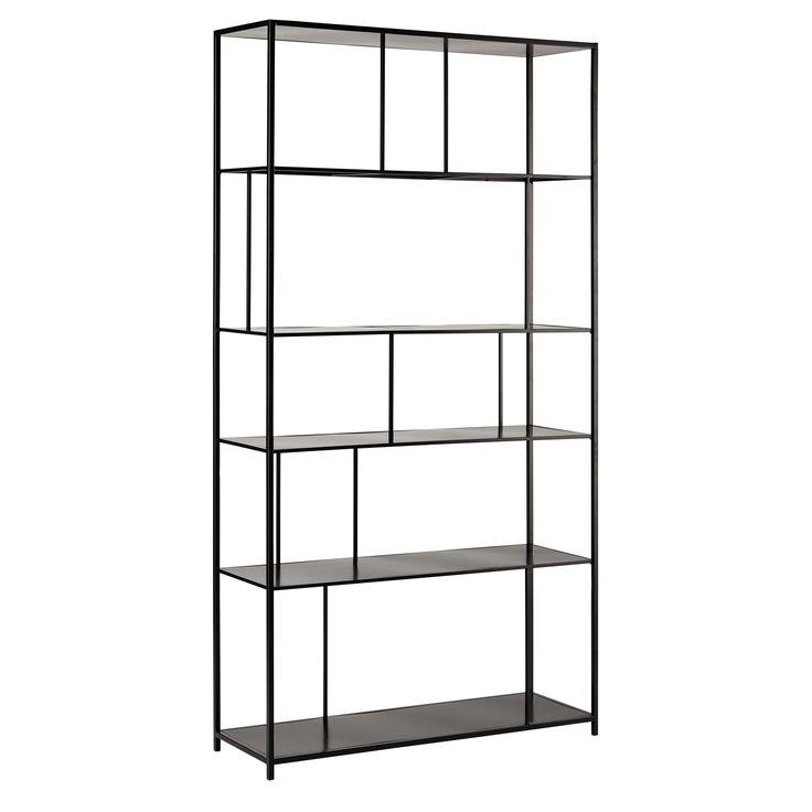 1000 images about etag res auf pinterest m bel metalle und bibliotheksregale - Montant etagere metal ...