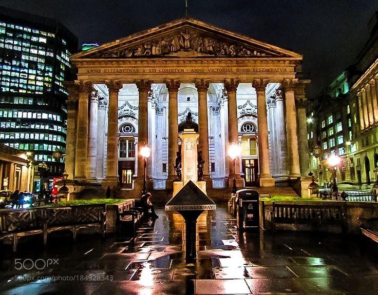 London Stock Exchange by PabloPerezGonzalez8. @go4fotos