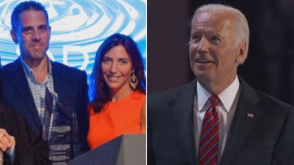 Relationship Expert Weighs In on Romance Between Joe Biden's Son and Other Son's Widow