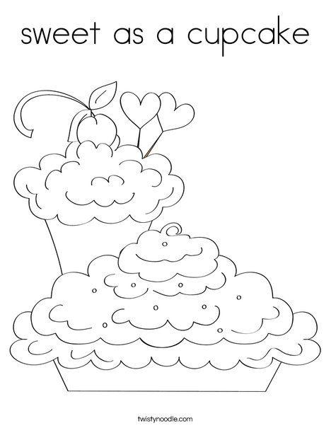 Mejores 96 imágenes de Dibujos - Cupcakes ♡ en Pinterest ...