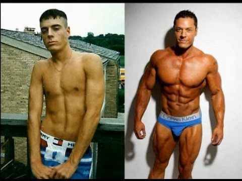 ▶ From Skinny to Top Fitness Model Body Transformation Micah LaCerte HitchFit - Micah Lacerte