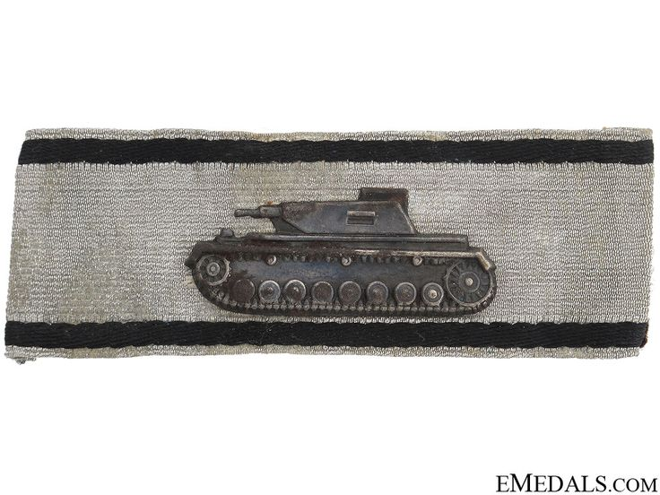 Tank Destruction Badge   eMedals