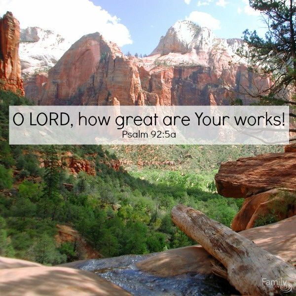 Image Result For Bible Verses About Beauty In Nature