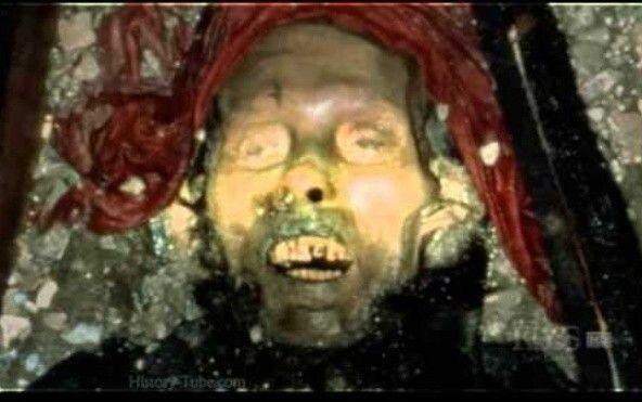 3rd mummy