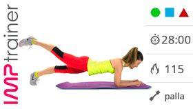 Allenamenti e Esercizi per Dimagrire e Tonificare il Corpo
