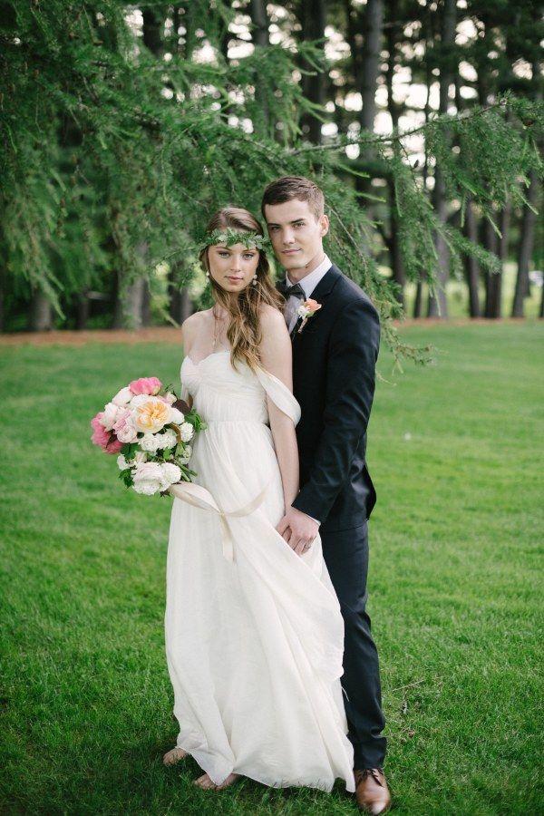 Boho Meets Nautical Wedding Inspiration: http://www.stylemepretty.com/wisconsin-weddings/middleton-wisconsin/2015/10/16/boho-meets-nautical-wedding-inspiration/ | Photography: Photographs By Jenna Lee - http://photosbyjennaleigh.com/