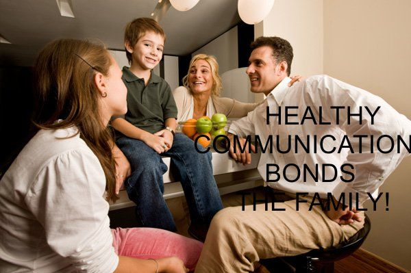 RULES TO A HEALTHY FAMILY COMMUNICATION. | DaddyHood