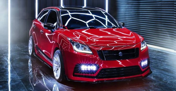 Five Tastefully Modified Cars From India Maruti Baleno To Honda Civic Every Day Best Luxury Sports Cars Baleno Cars Civic Day Honda India Luxury