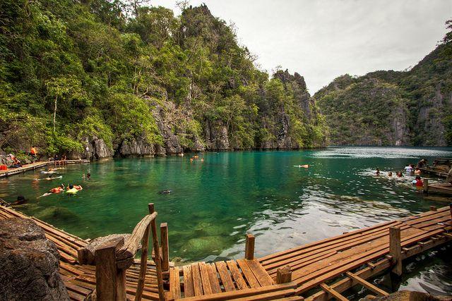 coron, PhilippinesEmeralds Lakes, Kayangan Lakes, Palawan Philippines, Swimming Holes, Beautiful Places, Childhood, Beautiful Body, Philippines Travel, Austria