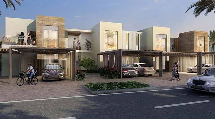 Contact us to book the luxury townhouses at Urbana II by Emaar Properties in Dubai. Register your interest now!
