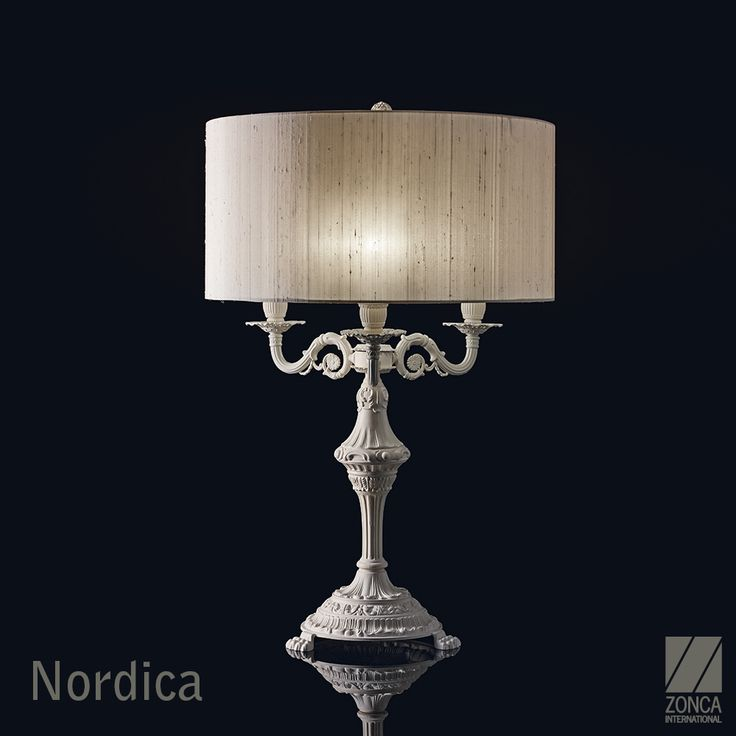 Nordica Classic Table Lamp - #zonca #zoncalighting