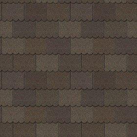Textures Texture seamless | Asphalt shingle roofing texture seamless 03337 | Textures - ARCHITECTURE - ROOFINGS - Asphalt roofs | Sketchuptexture