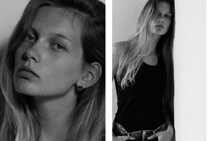 Weronika @Balint Nemes Personal Model Management II fot. Marcin Biedroń, A12 Team