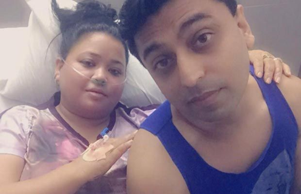 Comedian Bharti Singh Admitted To The Hospital