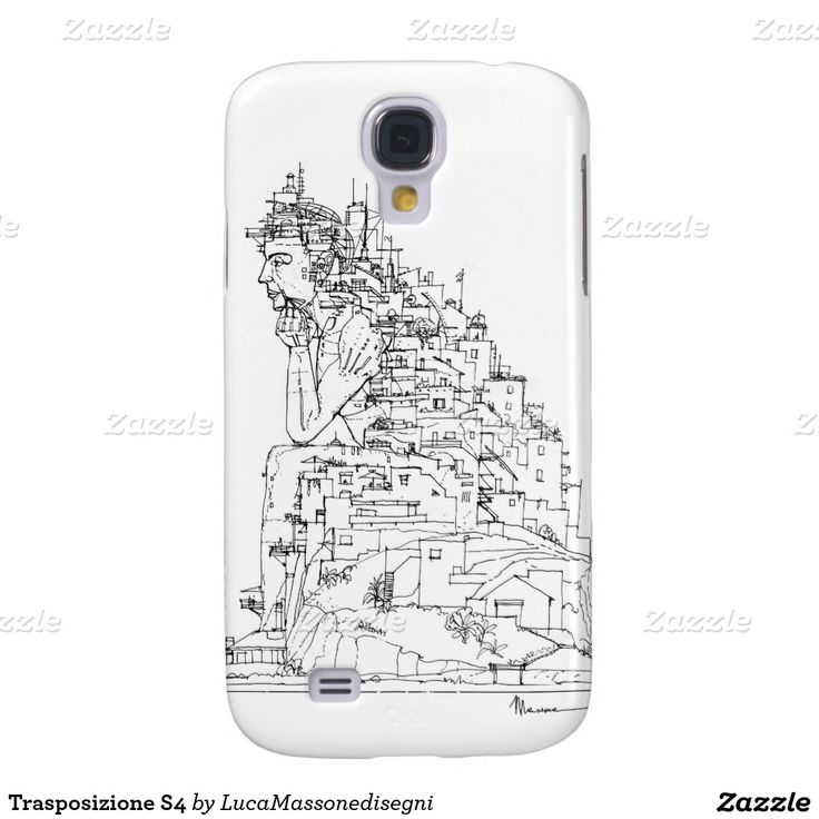 Trasposizione S4 Samsung S4 Case