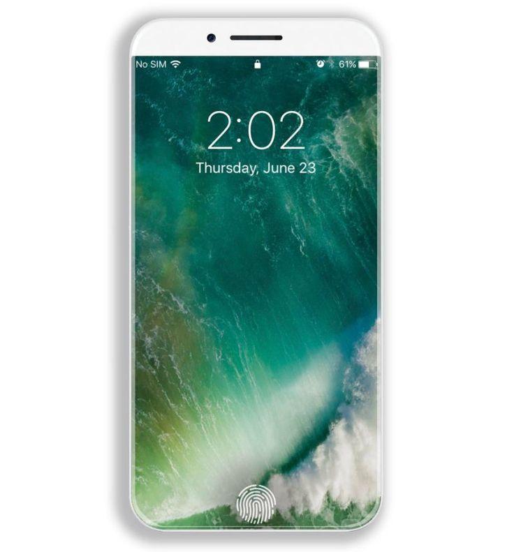 iPhone 8 Concept.