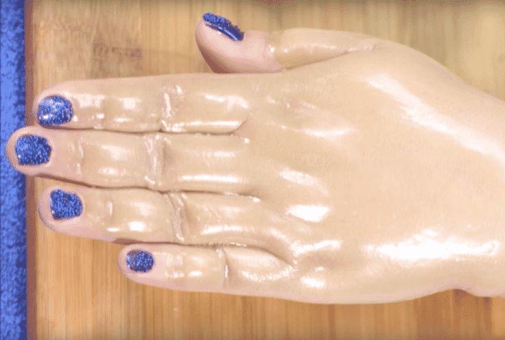 Mantenha suas mãos jovens por muitos anos
