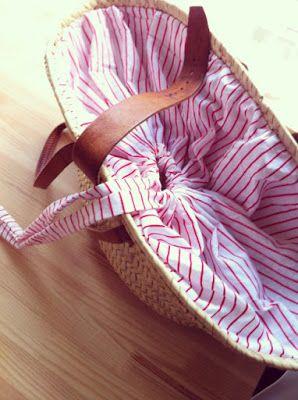 2347.- Diy bolsos para piscina y playa | Labores en Red