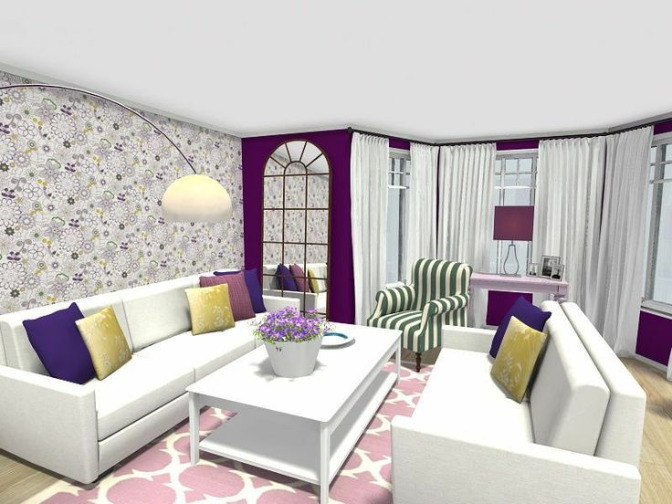 Best DIY Living Room Makeover Images On Pinterest Floor - Picture yourself in a living room