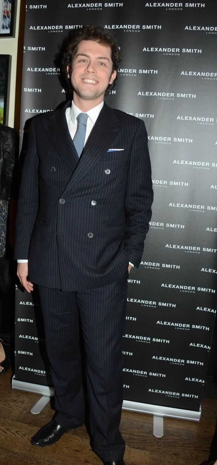 Raffaello Tonon, Alexander Smith London, party, febbraio 2013, evento