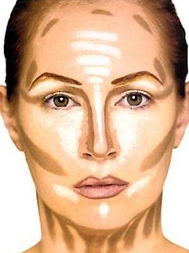 Punked Child: Aprenda afinar o rosto e o nariz com maquiagem