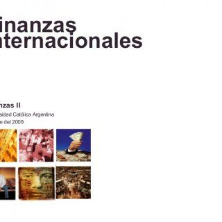 Finanzas Internacionales Finanzas II Universidad Católica Argentina Octubre del 2009   Índice Noticias Tipo de Cambio y Política Monetaria. ToCo. Cross ra. http://slidehot.com/resources/international-finance-sep-09-ppt2.55773/