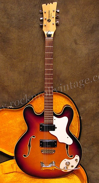 Mosrite: Guitars   eBay