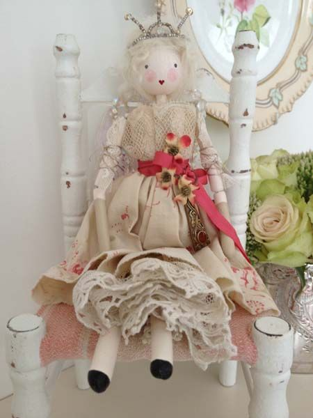 15 best images about handmade fairy dolls on pinterest