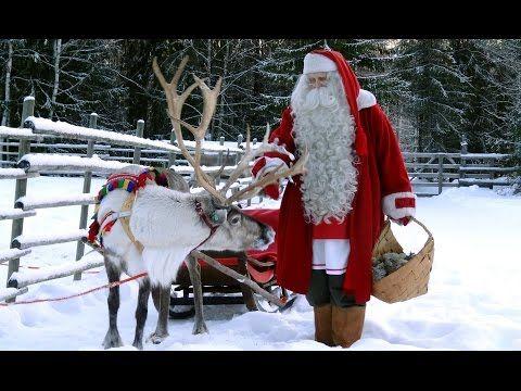 Santa Claus Village in 4K – ULTRA HD