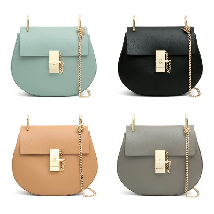 5d66adb2cf3 A Chloe dupe for under $200. | A STYLE | Chloe drew bag, Chloe bag, Bags
