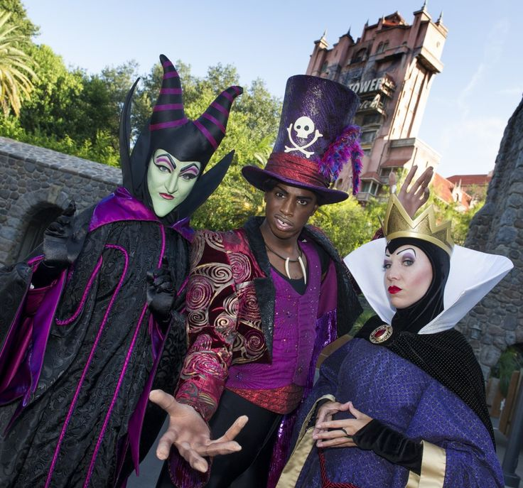 Disney World to Introduce New Villains Themed event at Hollywood Studios
