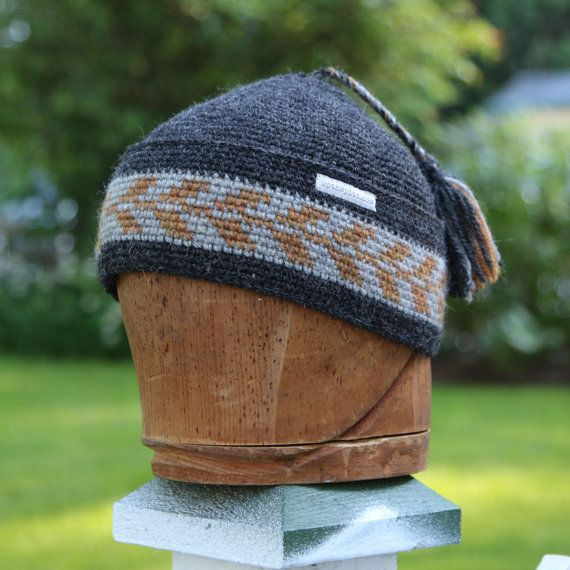 Pang hat Inuit hat Scandinavian hat Billy Connolly by UpthePitt, $55.00