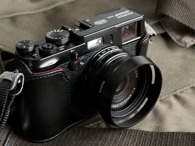 Fuji X100 Black by Ole1981